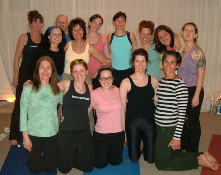 Yoga Adjustments Workshop