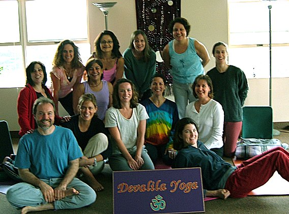 Yoga Teacher Training 2005
